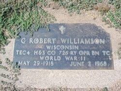 G. Robert Williamson
