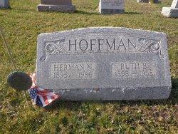 Ruth B. <I>Roush</I> Hoffman