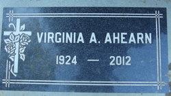 Virginia Ann Ahearn