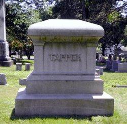 Rachel A <I>Hampton</I> Tappen