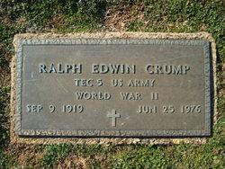 Ralph Edwin Crump