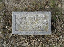 Edwin E. Kersten