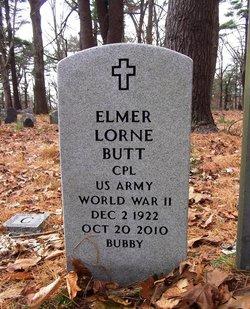 Elmer Lorne Butt
