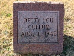 Betty Lou Cullum