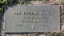 Rex Eugene Jones