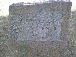 Rene <I>Edwards</I> Faulkner