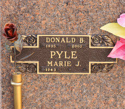 Donald B Pyle