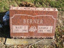Mary E <I>Sauls</I> Berner