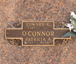 Patricia Anne <I>O'Grady</I> O'Connor