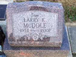 "Lawrence K ""Larry"" McDole"