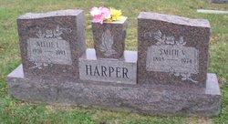 Nellie <I>Hopkins</I> Harper