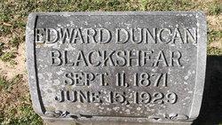 Edward Duncan Blackshear