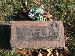 Nancy Jane Mathews