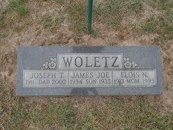 Elois Roberta <I>Nelson</I> Woletz