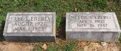 Faye E. Eberly