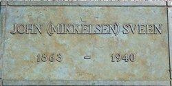 John Mikkelsen Sveen