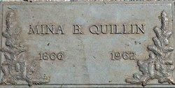 Mina B Quillin