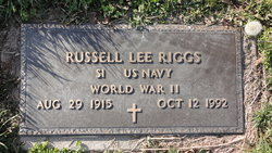 Russell Lee Riggs