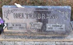 C Sherman Helterbrand