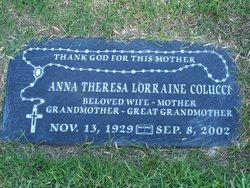 Anna Theresa Lorraine Colucci