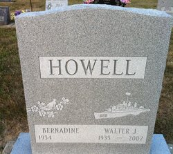 Walter J Howell