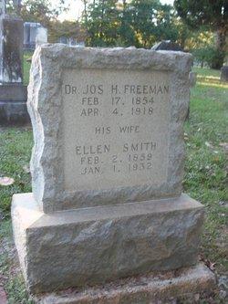 Ellen <I>Smith</I> Freeman