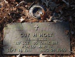 Guy Henry Holt