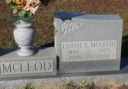 Edith S. McLeod