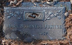 Mary Griffith <I>Bushnell</I> Justice