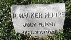 Robert Walker Moore