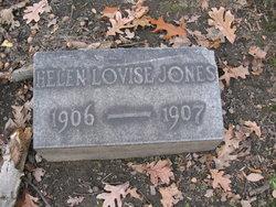 Helen Lovise Jones