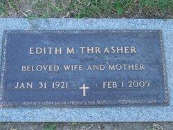 Edith M. Thrasher