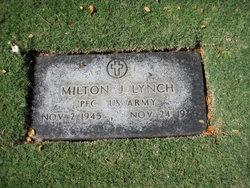 Milton J Lynch