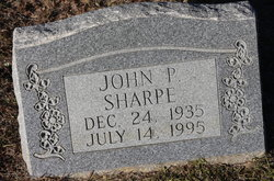 John P. Sharpe