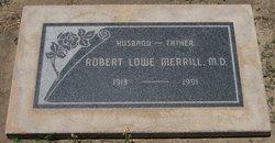 Dr Robert Lowe Merrill