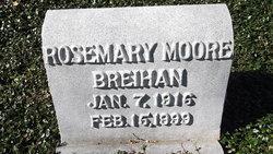 Rosemary <I>Moore</I> Breihan