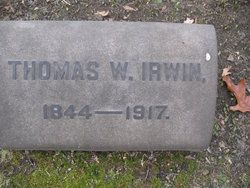 Thomas William Irwin