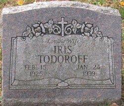 Iris Irene <I>Morford</I> Todoroff