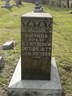 Amanda Kitzerow