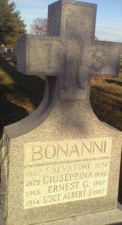 "Sgt Albert Joseph ""Bim"" Bonanni"