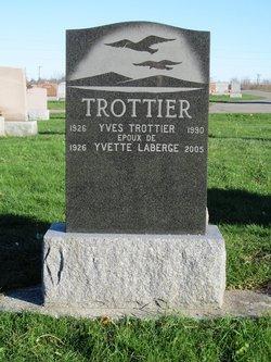 Yvette <I>Laberge</I> Trottier