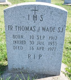 Thomas J. Wade