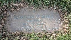 Gordon P Mills