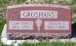 Charles W Groshans