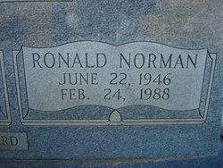 Ronald Norman Detring