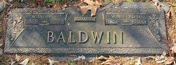 Winifred <I>Norton</I> Baldwin
