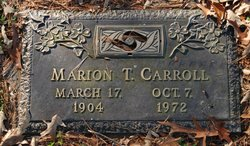 Marion Truesdale Carroll