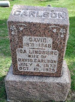 Ida <I>Lindburg</I> Carlson