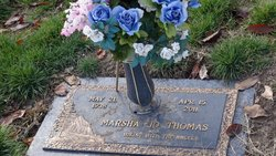 Marsha Jo <I>Gordon</I> Thomas