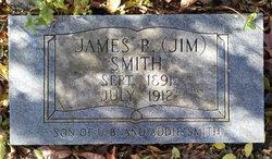 """James B """"Jim"""" Smith"""